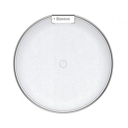 Беспроводное зарядное устройство Baseus iX Desktop Wireless Charger WXIX-0S (Silver)
