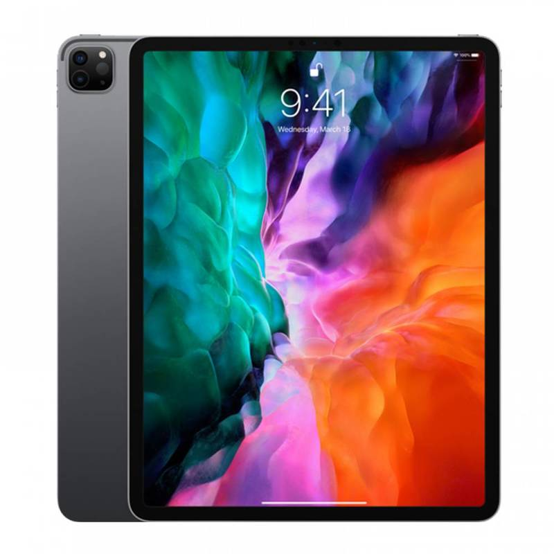 Apple iPad Pro 12.9 (2020) 512Gb Wi-Fi + Cellular Space Gray