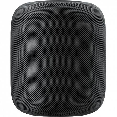Умная колонка Apple HomePod Space Gray (чёрная)