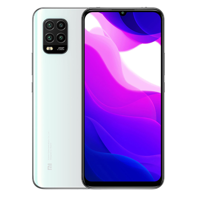 Xiaomi Mi 10 Lite 6/128Gb White