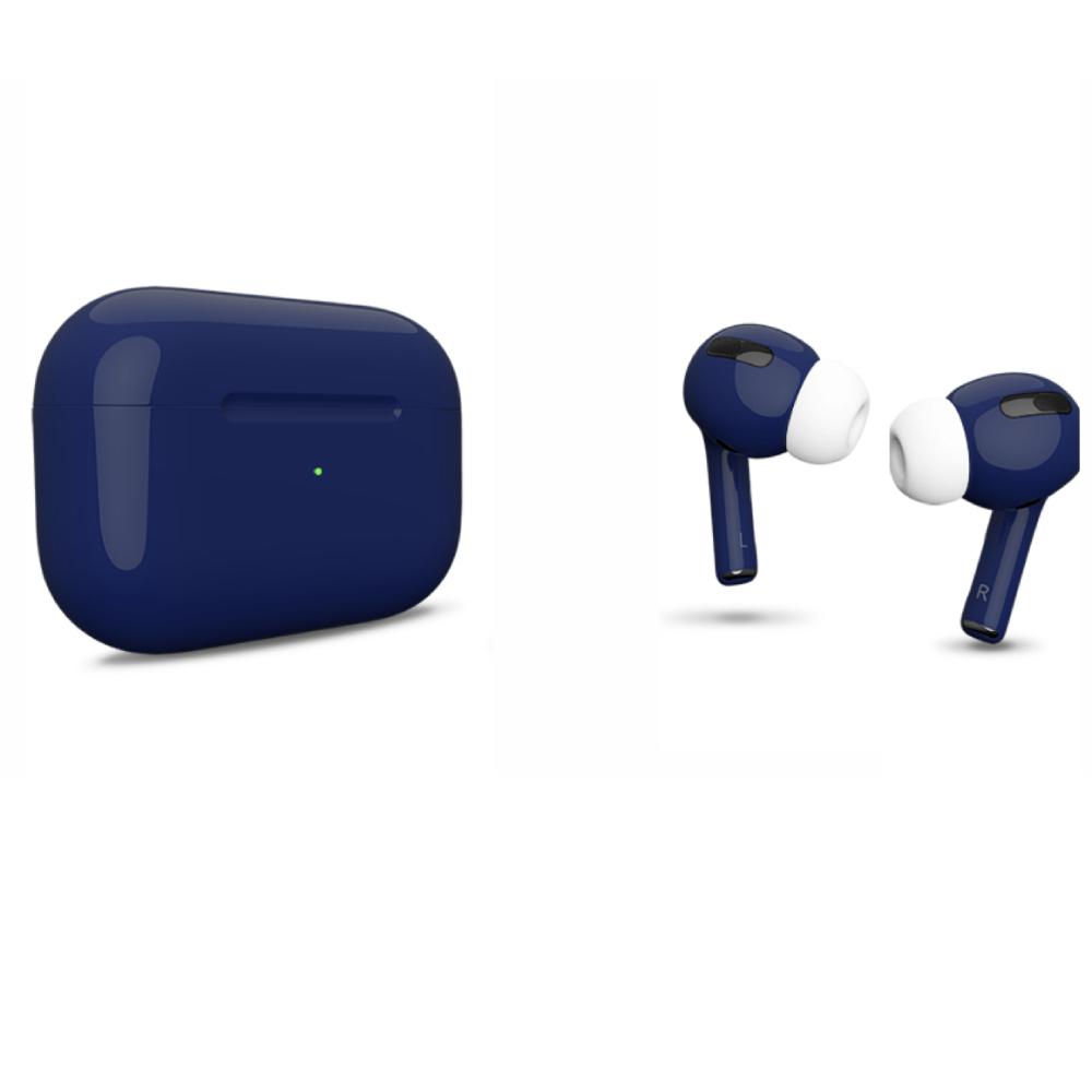 Беспроводные наушники Apple AirPods Pro Color Dark Blue Glossy