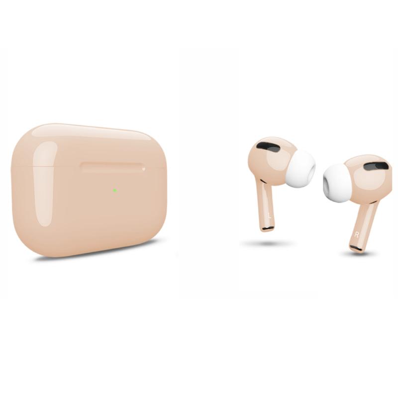 Беспроводные наушники Apple AirPods Pro Color Powdery Glossy