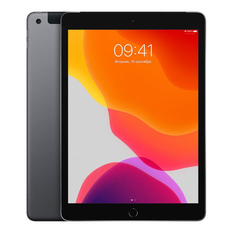 Apple iPad (2019) Wi-Fi + Cellular 128Gb Space Gray
