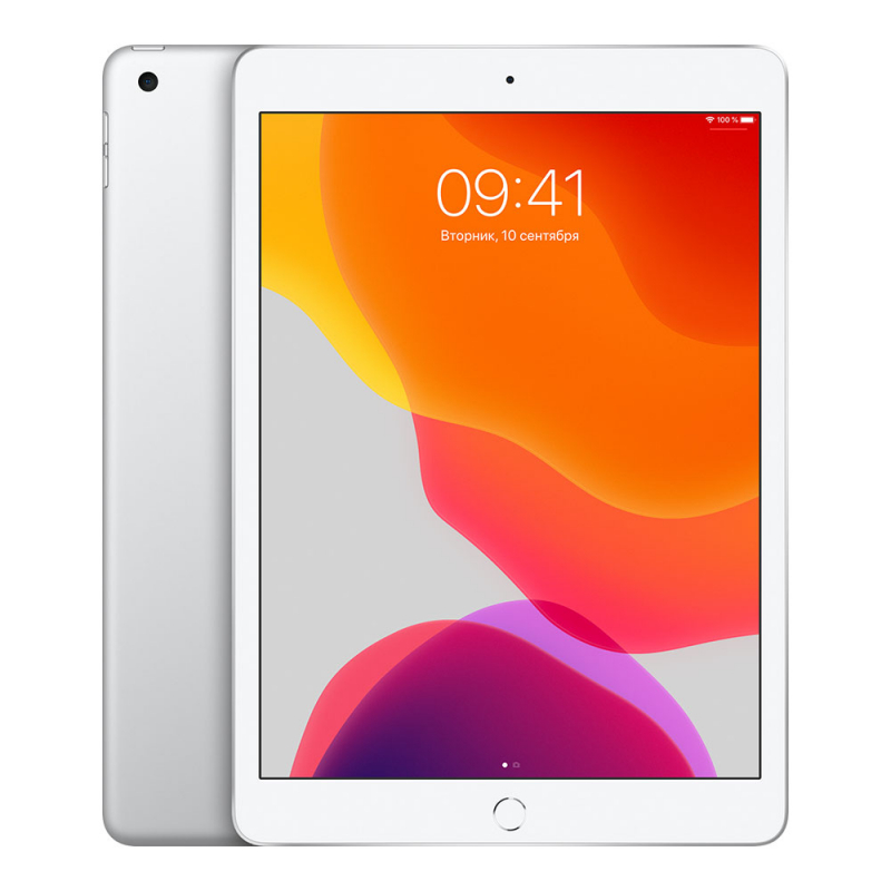 Apple iPad (2019) Wi-Fi 128Gb Silver