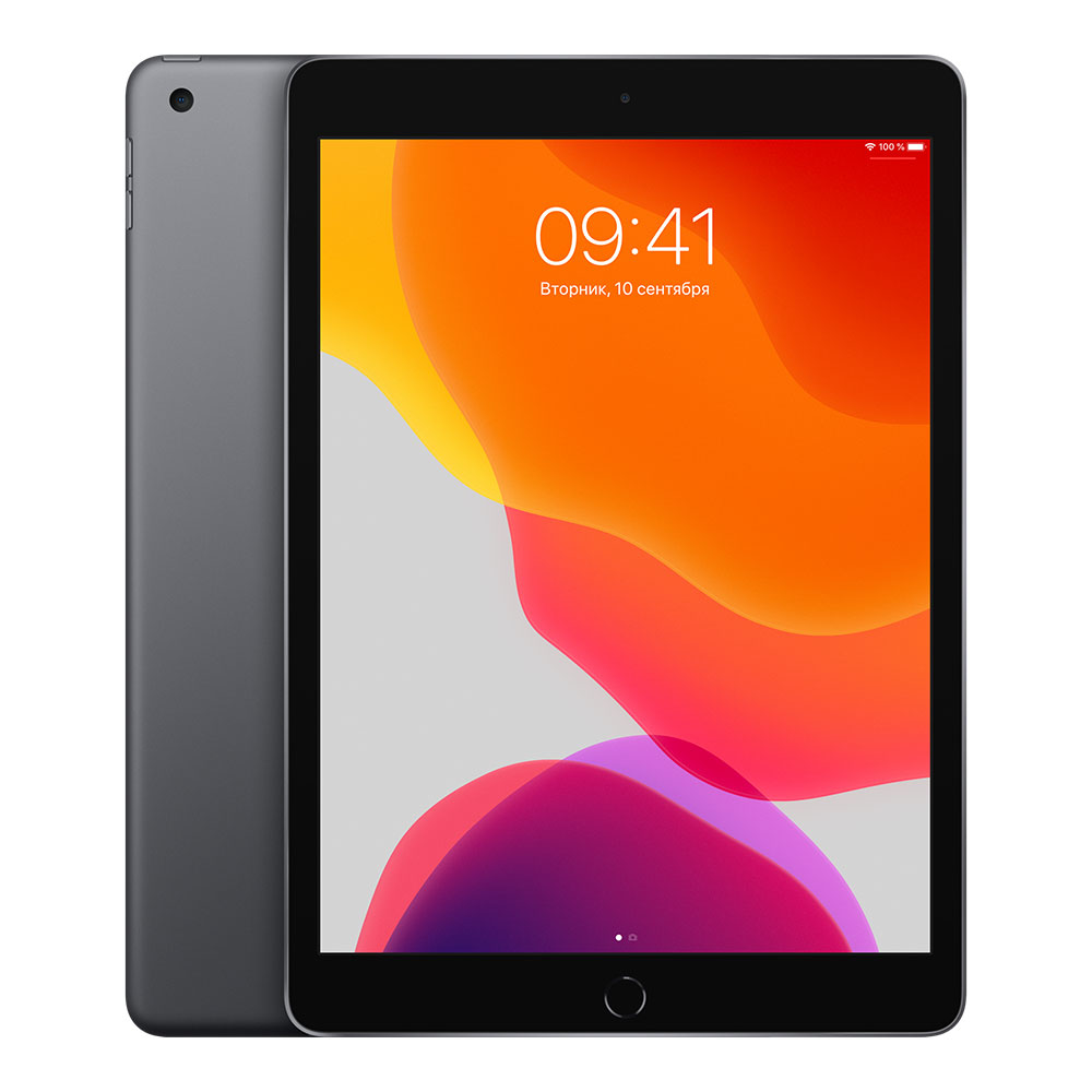 Apple iPad (2019) Wi-Fi 128Gb Space Gray