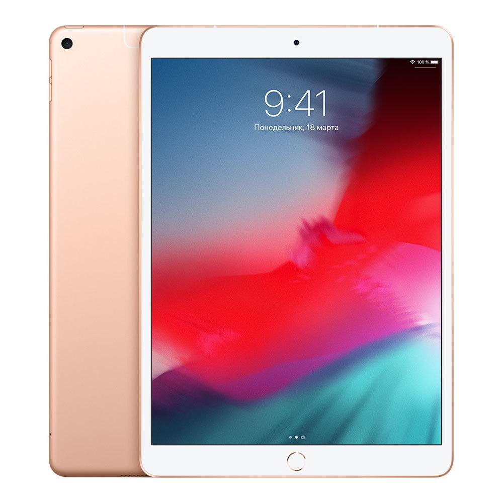 Apple iPad Air (2019) Wi-Fi + Cellular 64Gb Gold