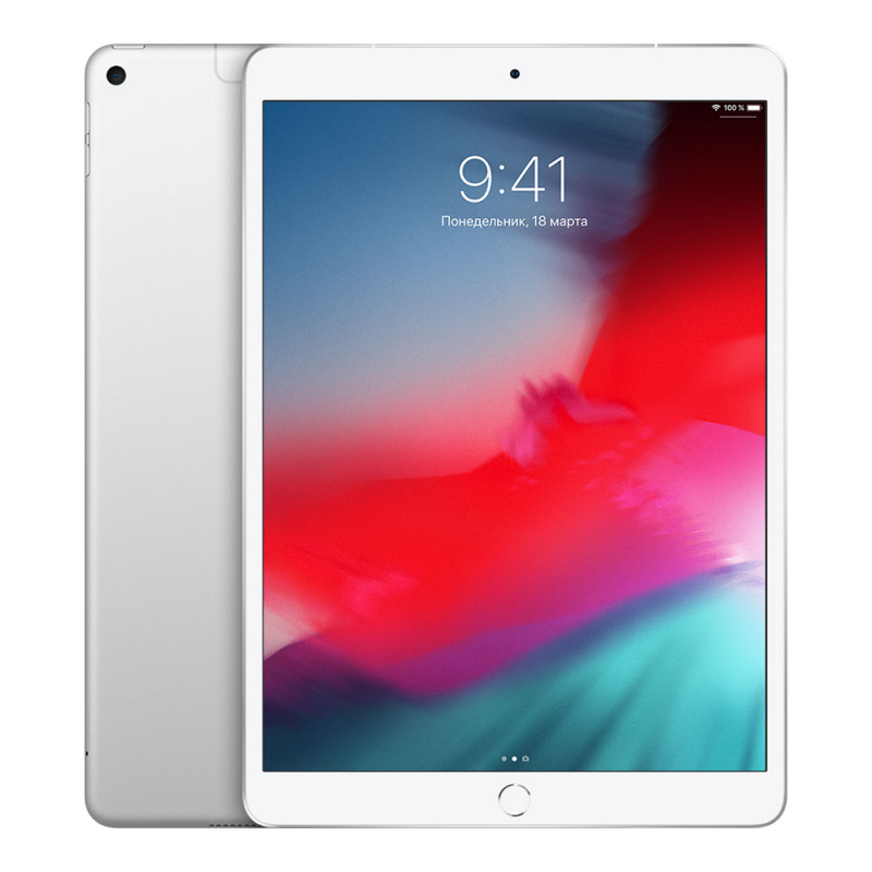 Apple iPad Air (2019) Wi-Fi + Cellular 256Gb Silver