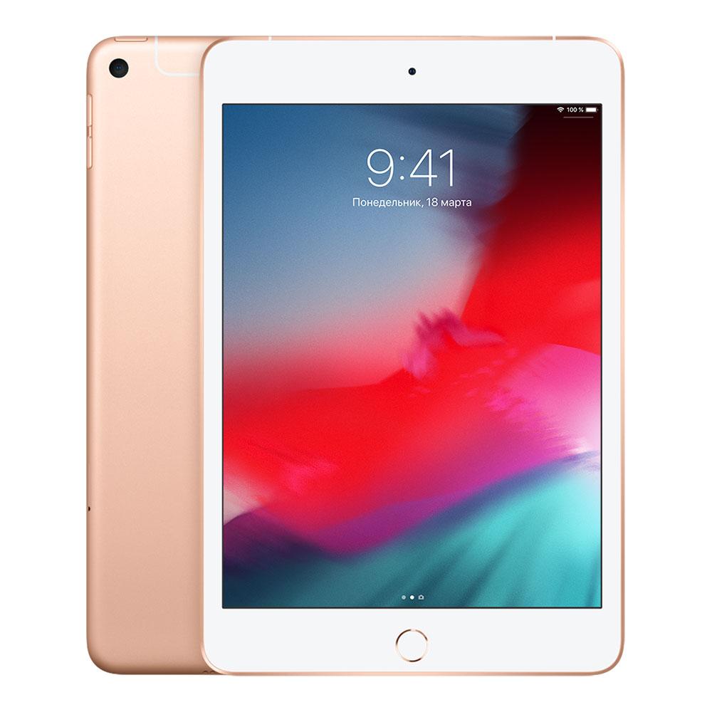 Apple iPad mini (2019) Wi-Fi + Cellular 256Gb Gold