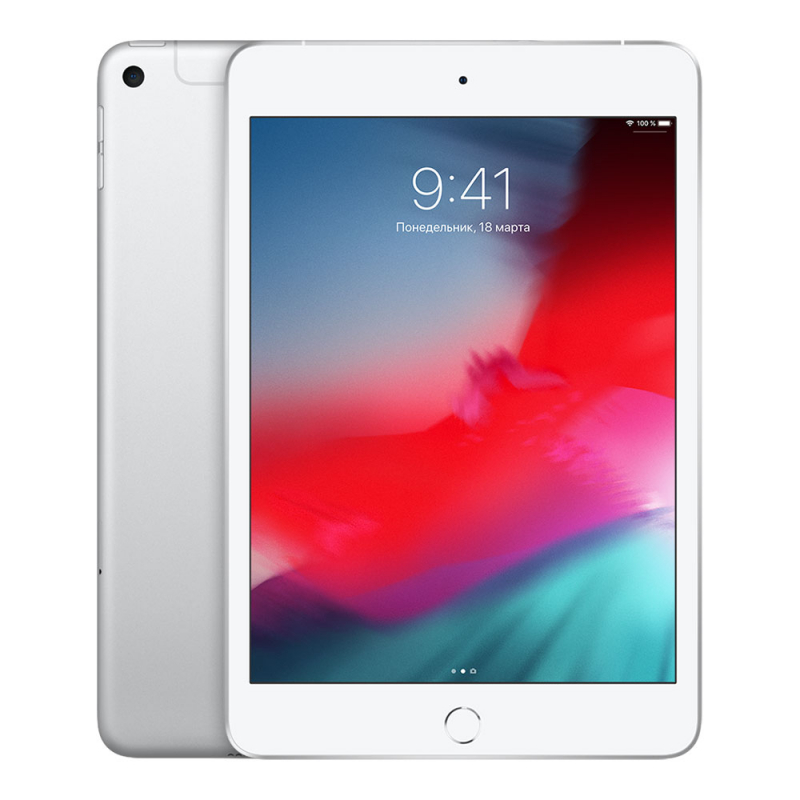 Apple iPad mini (2019) Wi-Fi + Cellular 256Gb Silver