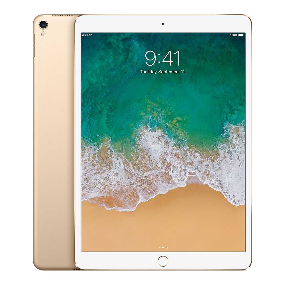 "Apple iPad Pro 10,5"" (2017) Wi-Fi 512Gb Gold"