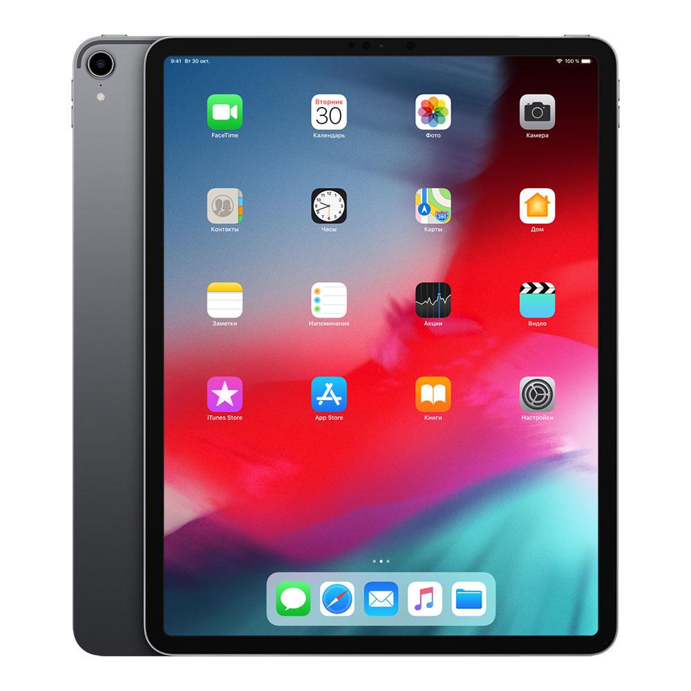 """Apple iPad Pro 12,9"""" (2018) Wi-Fi 64Gb Space Gray"""