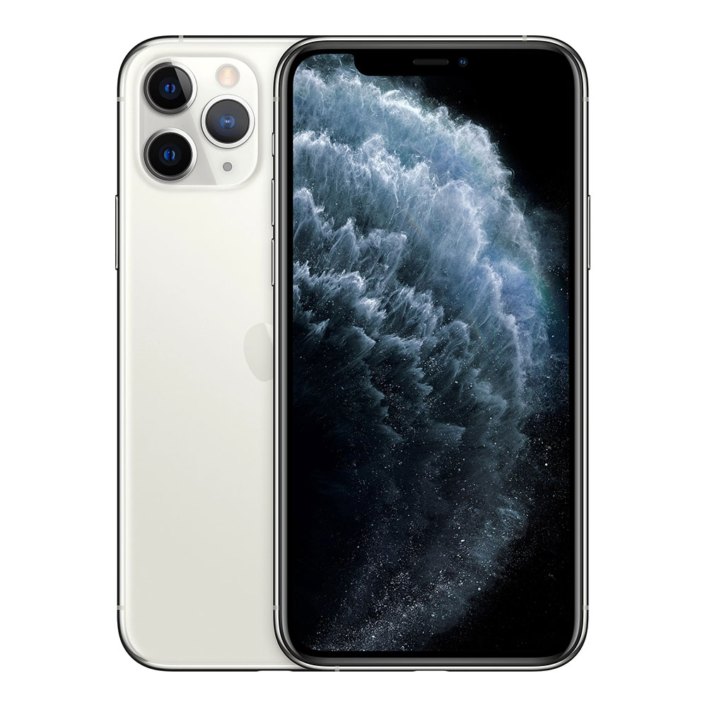 Apple iPhone 11 Pro Max 256Gb Silver A2218 (РСТ)