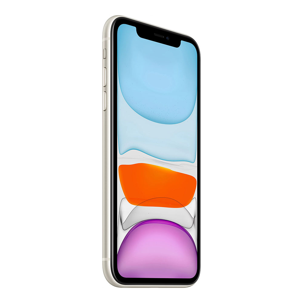 Apple iPhone 11 128Gb White A2221 (РСТ)