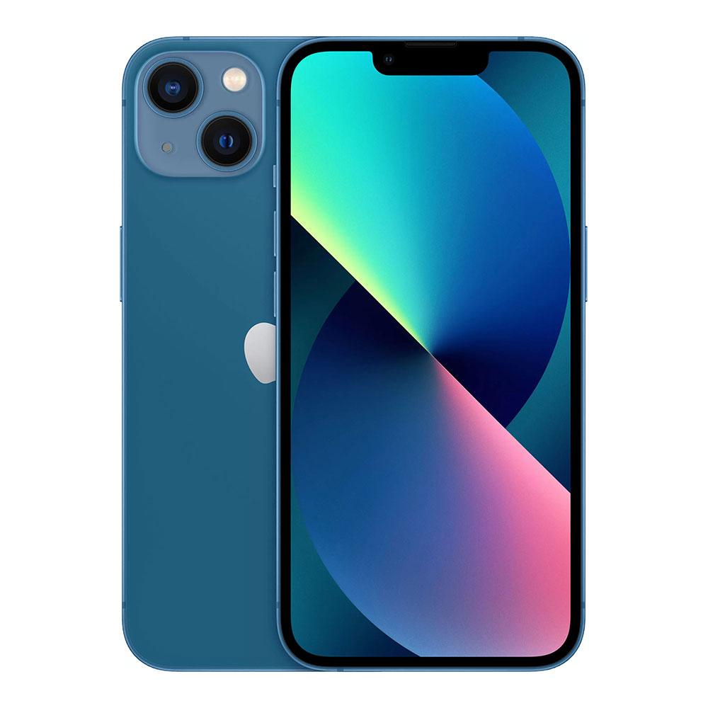 Apple iPhone 13 128GB Blue MLP13RU/A (РСТ)