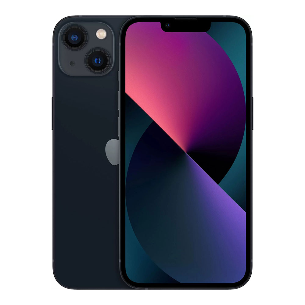 Apple iPhone 13 128GB Midnight MLNW3RU/A (РСТ)