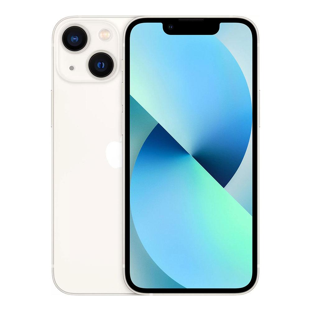 Apple iPhone 13 mini 128GB Starlight MLLW3RU/A