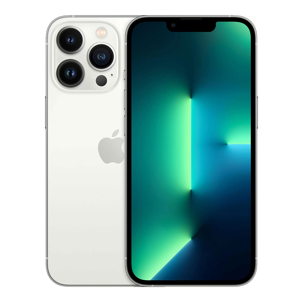 Apple iPhone 13 Pro 128GB Silver MLW23RU/A (РСТ)