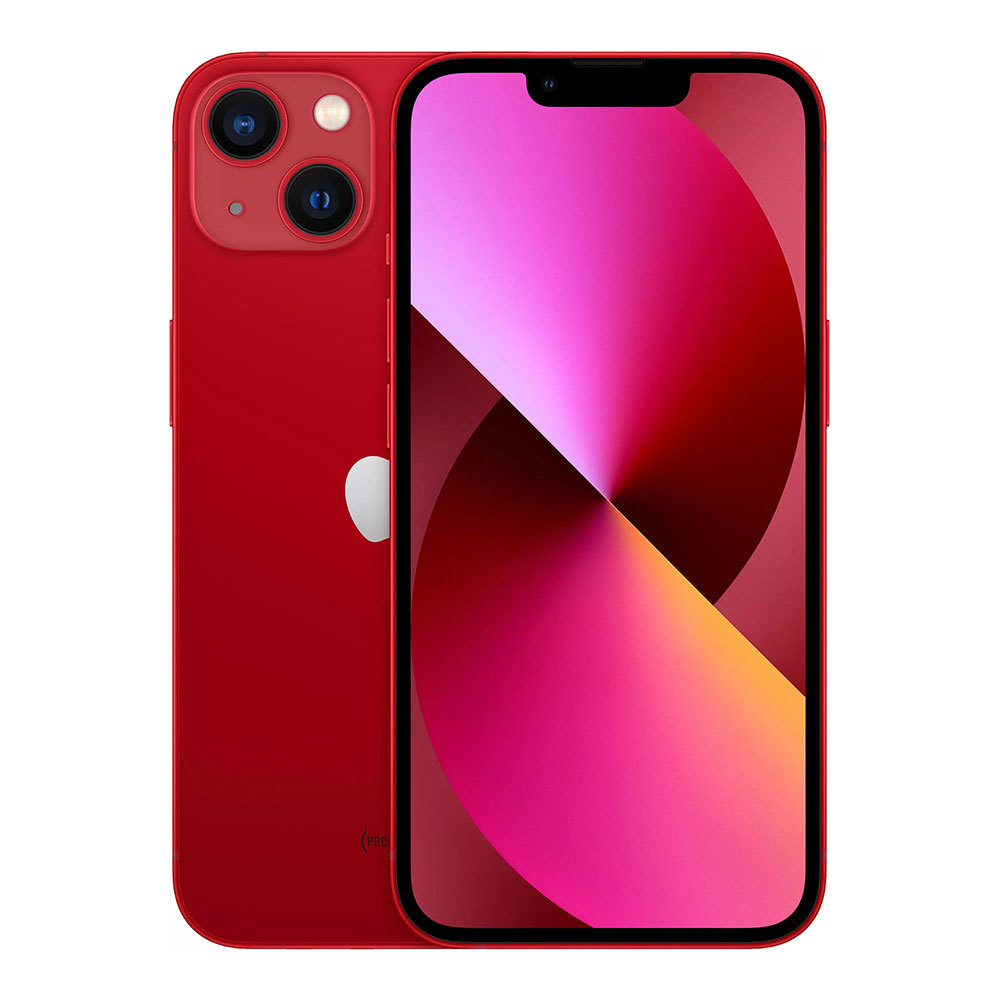 Apple iPhone 13 128GB Product Red MLMQ3LL/A A2482 (USA)