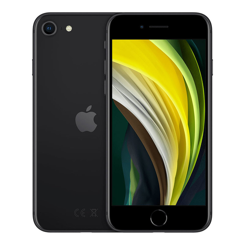 Apple iPhone SE (2020) 128Gb Black Slimbox