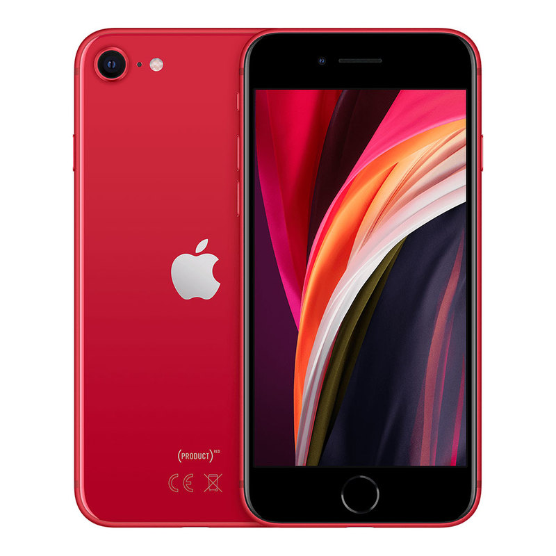 Apple iPhone SE (2020) 128Gb Red Slimbox (MHGV3)