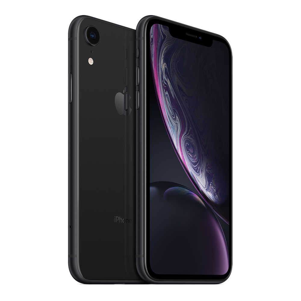 Apple iPhone Xr 64Gb Black Slimbox (MH6M3)