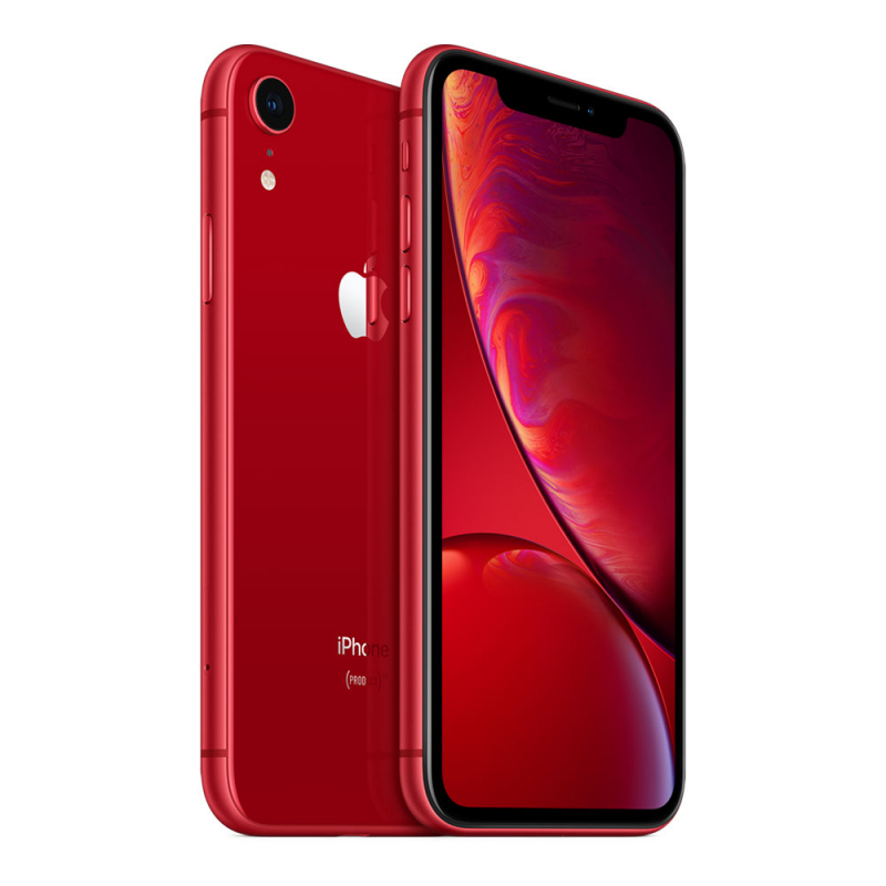 Apple iPhone Xr 128Gb (PRODUCT RED) Slimbox (MH7N3)