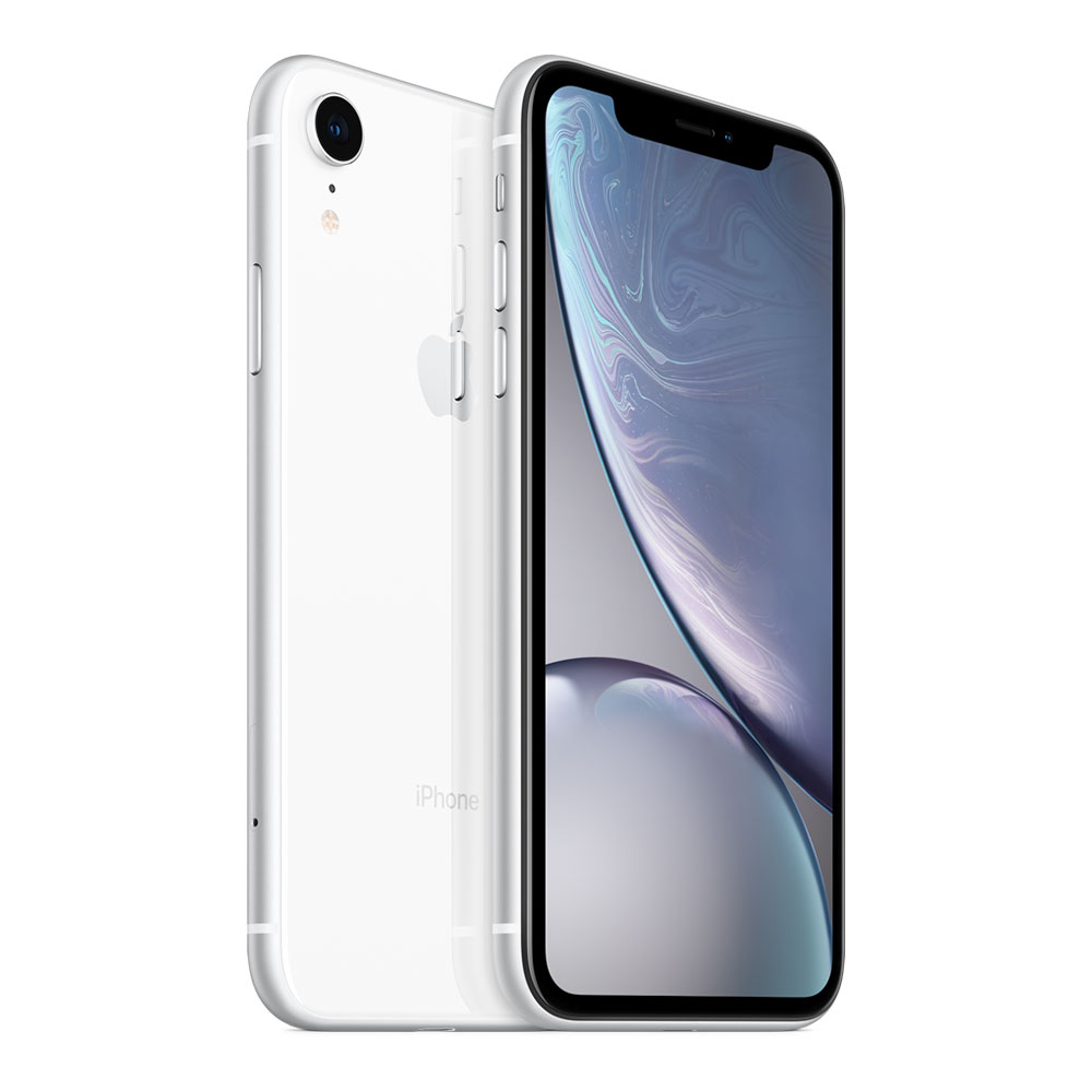 Apple iPhone Xr 128Gb White Slimbox (MH7M3)