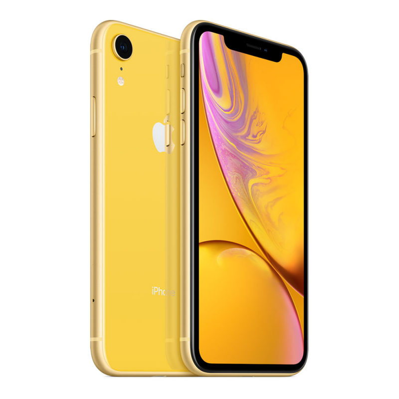 Apple iPhone Xr 128Gb Yellow Slimbox (MH7P3)