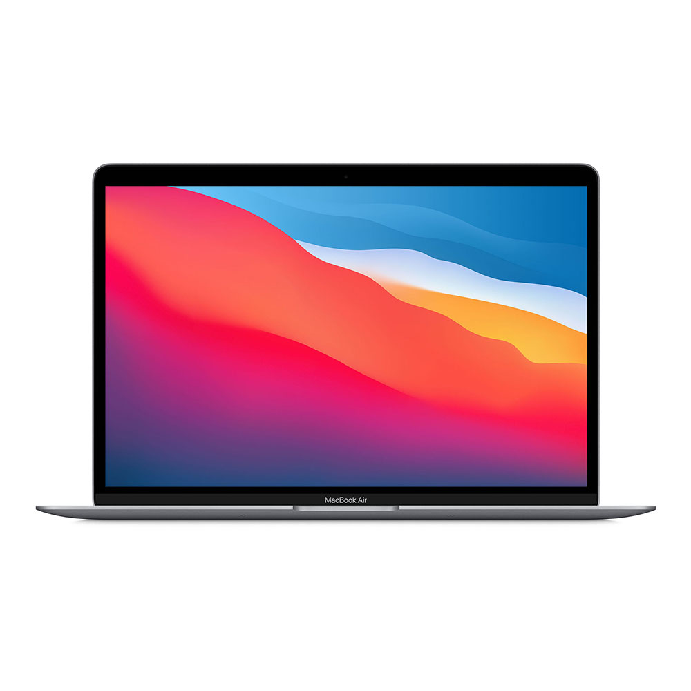 "Ноутбук Apple MacBook Air 13"" (2020) M1, 8 Гб, 256 Гб Space Gray MGN63"
