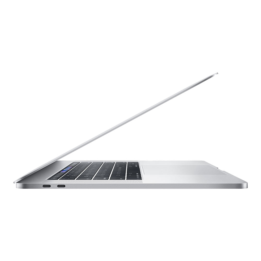 "Apple MacBook Pro 15"" (2018) Core i7 2,6 ГГц, 16 Гб, 512 Гб SSD, Radeon Pro 560X, Touch Bar Silver MR972"