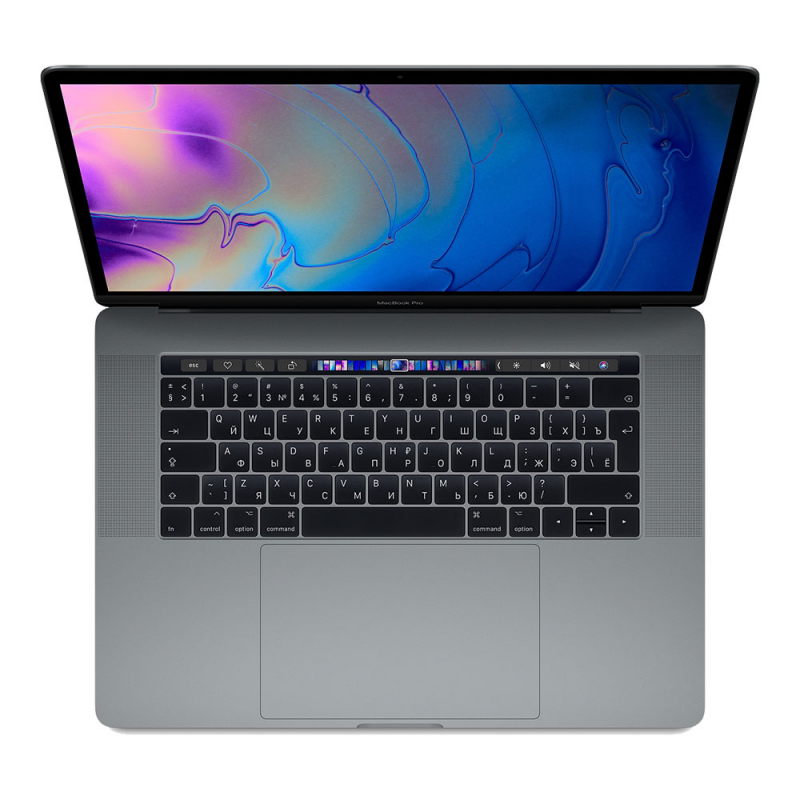 "Apple MacBook Pro 15"" (2019) Core i9 2,3 ГГц, 16 Гб, 512 Гб SSD, Radeon Pro 560X, Touch Bar Space Gray MV912"