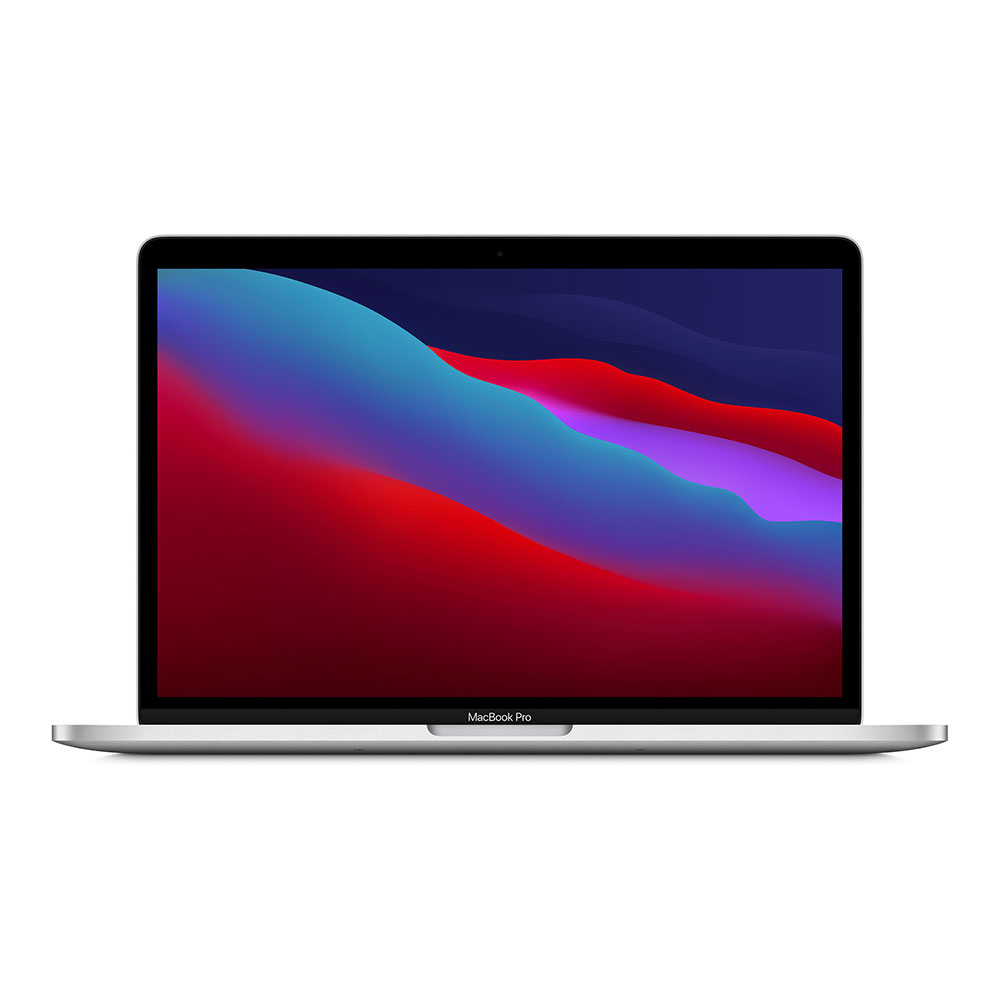 "Ноутбук Apple MacBook Pro 13"" (2020) M1, 16 Гб, 512 Гб, Touch Bar Silver Z11F0002ZRU/A"