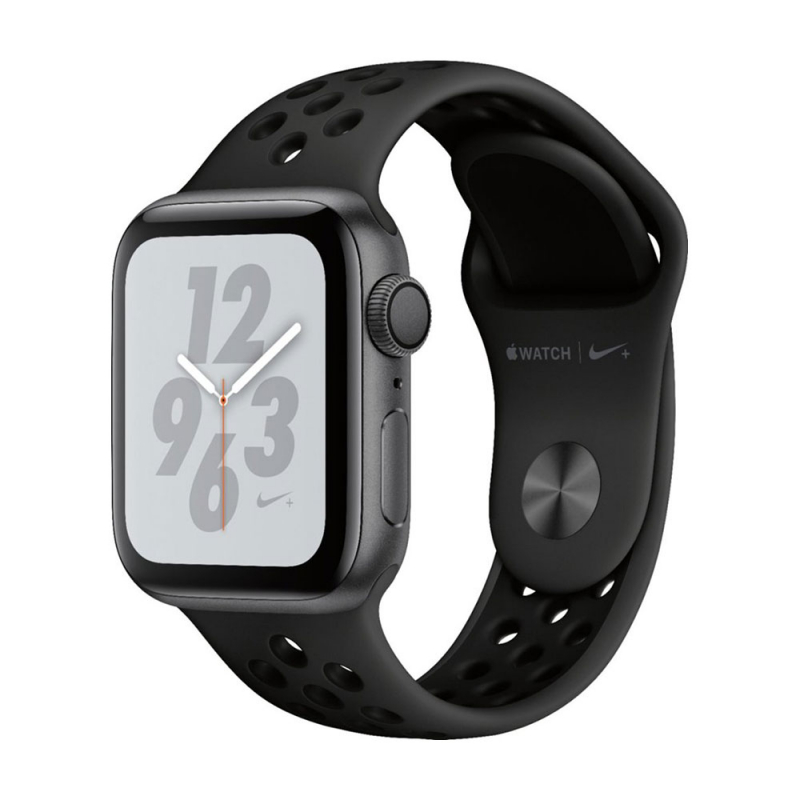 Apple Watch Series 4 GPS 40mm Aluminum Case with Nike Sport Band Space Gray/Anthracite/Black