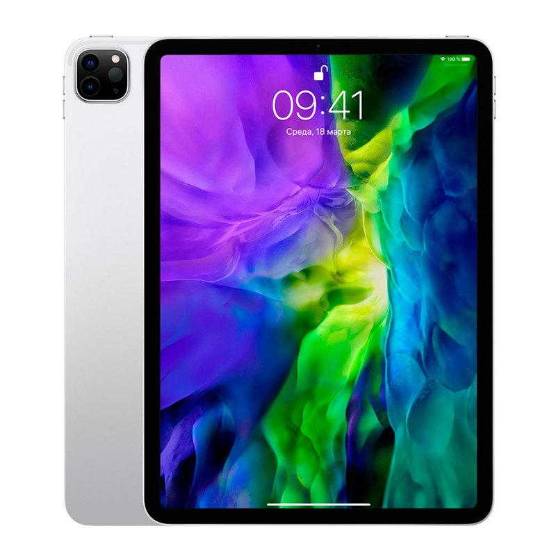 Apple iPad Pro 11 (2020) 128Gb Wi-Fi Silver