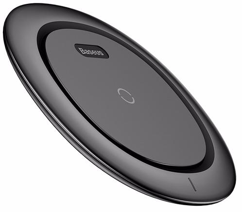 Беспроводная зарядка Baseus UFO Desktop Wireless Charger (Black)