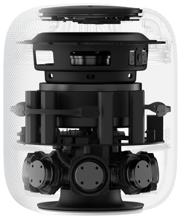 Умная колонка Apple HomePod White (белая)