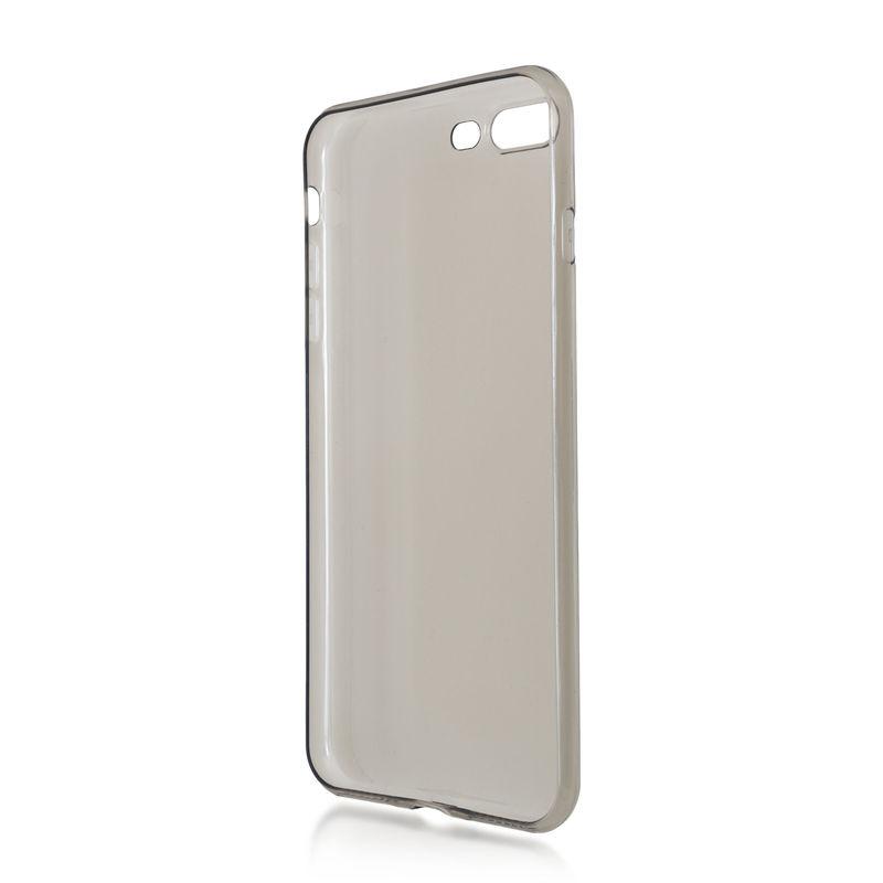 Силиконовый чехол для Apple IPhone 7 Plus (Темный)