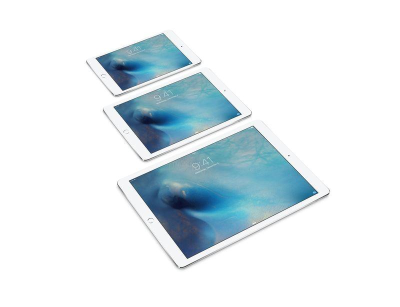"""Apple iPad Pro 12.9"""" 128Gb Wi-Fi Space Gray"""