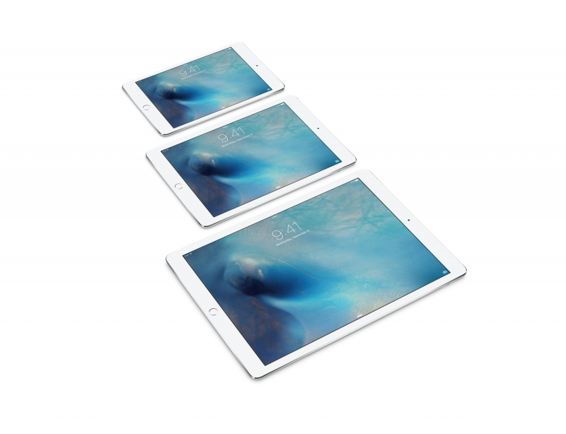 "Apple iPad Pro 12.9"" 256Gb Wi-Fi Silver"