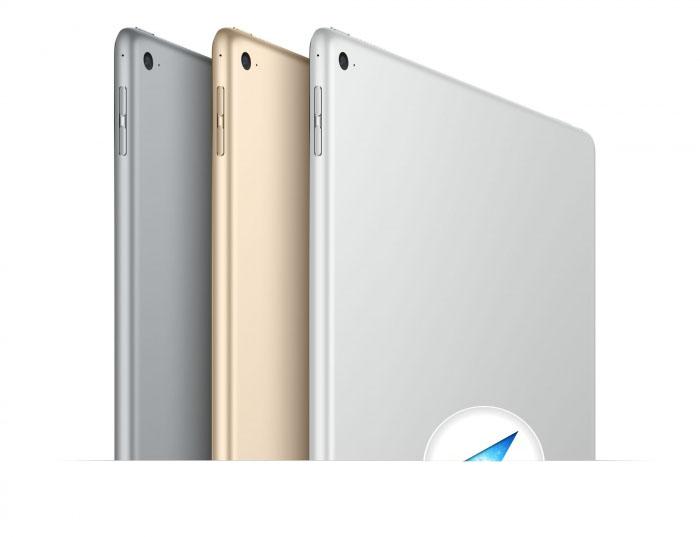 "Apple iPad Pro 12.9"" 32Gb Wi-Fi Gold"
