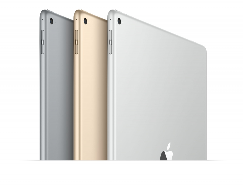 "Apple iPad Pro 12.9"" 256Gb Wi-Fi + Cellular Gold"