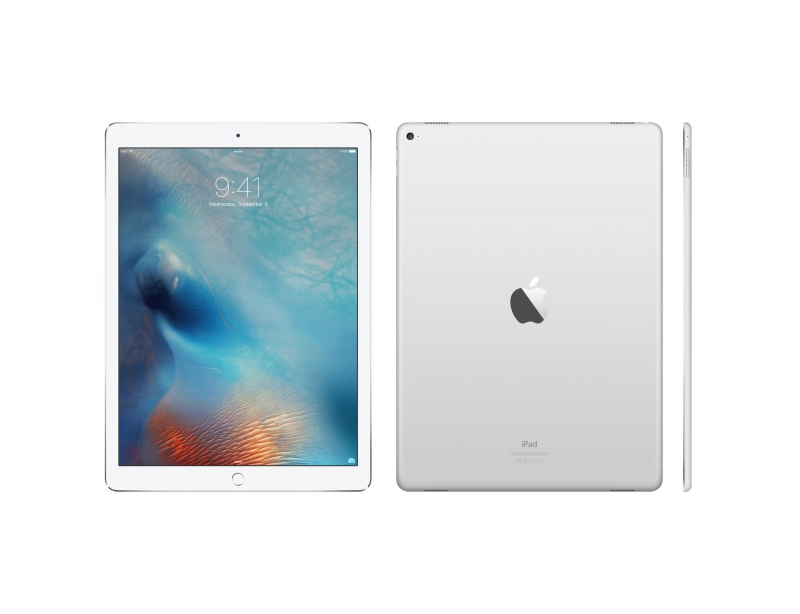 "Apple iPad Pro 12.9"" 128Gb Wi-Fi Gold"