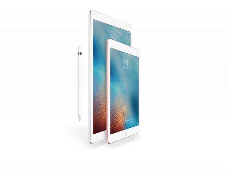 Apple iPad Pro 9.7 128 Wi-Fi Rose Gold
