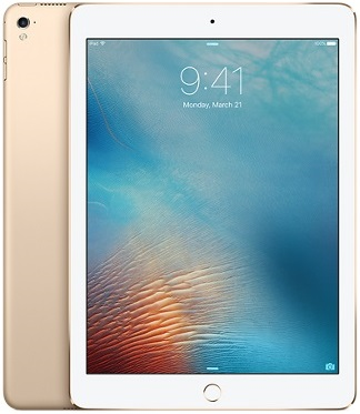 "Apple iPad Pro 9.7"" 32Gb Wi-Fi + Cellular Gold"