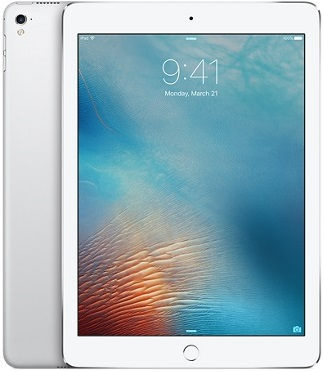 "Apple iPad Pro 9.7"" 128Gb Wi-Fi + Cellular Silver"