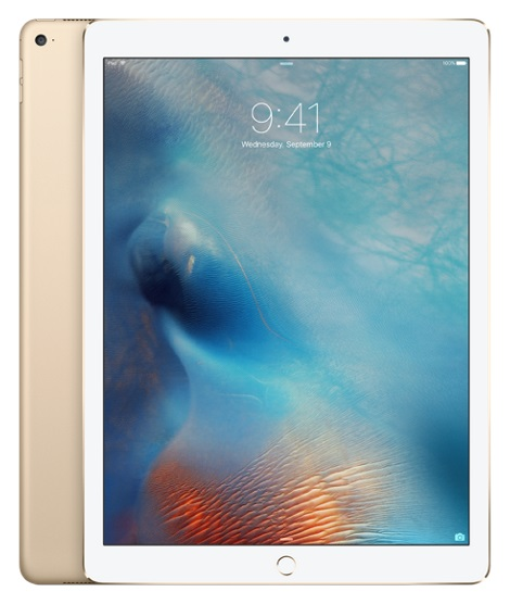 "Apple iPad Pro 12.9"" 128Gb Wi-Fi Gold"