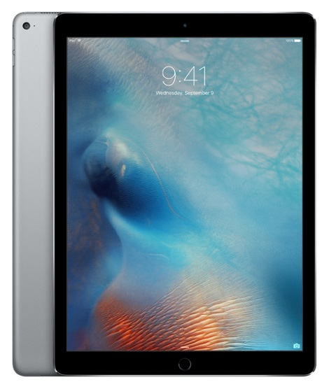 "Apple iPad Pro 12.9"" 128Gb Wi-Fi + Cellular Space Gray"