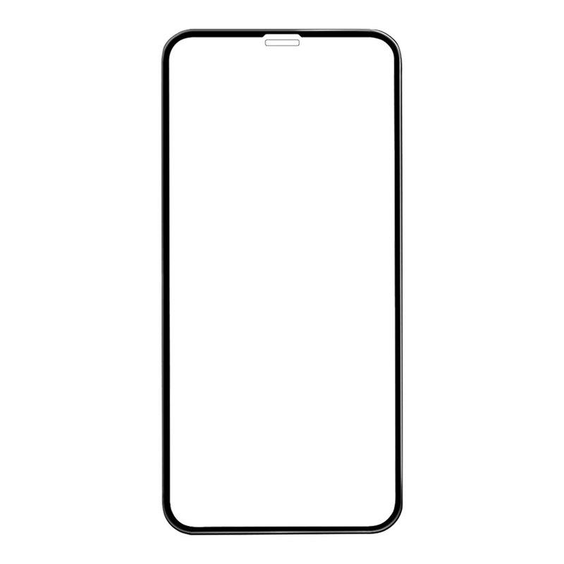 Защитное стекло для iPhone 11 Pro 6D, чёрное