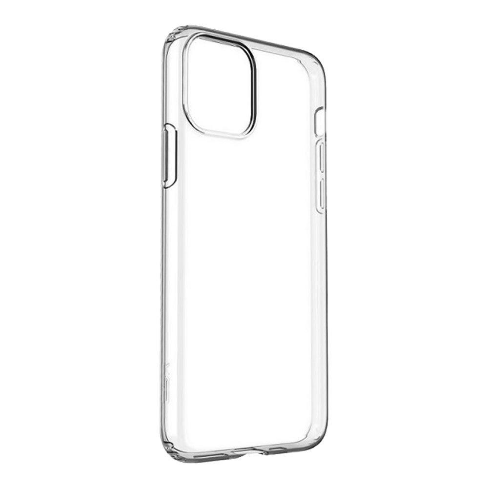 Силиконовый чехол для iPhone 11, прозрачный