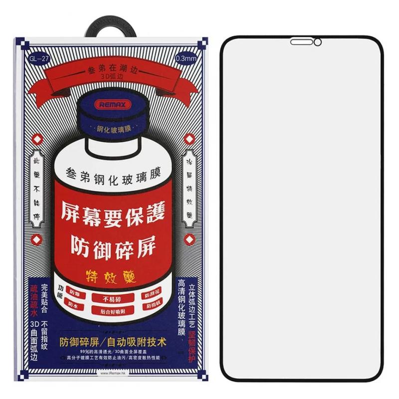 Защитное стекло Remax 3D для iPhone 12/12 Pro 2020